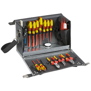 Gedore 1953710 (Series 1091) Electricians tool case 18 pcs