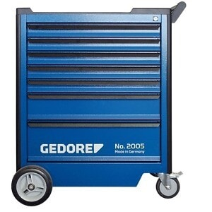 Gedore 1803018 (Series 2005 0511) Tool trolley with 7 drawers