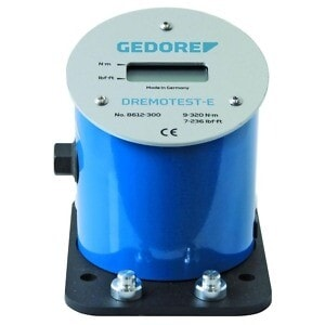 Gedore 1947699 (Series 8612-050) Electronic torque tester DREMOTEST E 0.9-55 Nm