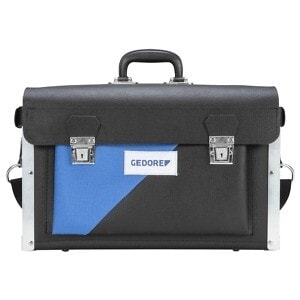 Gedore 1953729 (Series WK 1091 L) Electricians tool case empty, 430x200x290 mm