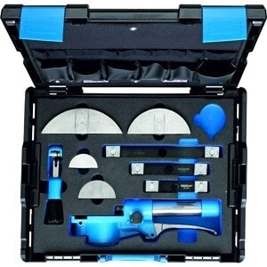 Gedore 2963531 (Series 1100-245680) Hydraulic bending tool set 10-22 mm in L-BOXX 136