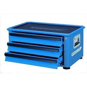 Gedore 6618130 (Series 1430) Tool chest with 3 drawers